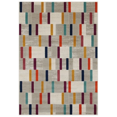 Fabulous designer rugs in bright colors and modern taste. Dimensions 160x230 cm