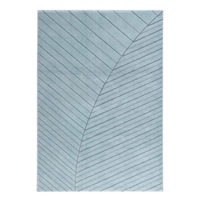 The lines of the design are almost like sculpted creating a 3D effect with a pleasant visual impact.  Dimensions 230x160 cm