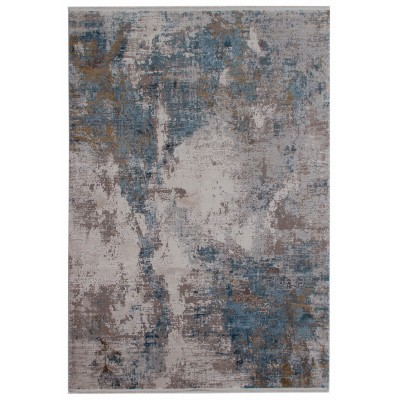 Soft, compact and elegant rug of the highest quality, it is a modern complement that plays with three-dimensionality and color.  Dimensions 230x160 cm