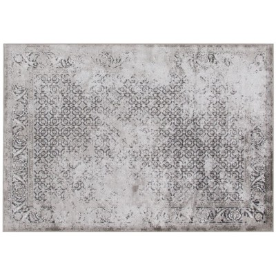 They are made of viscose, shiny and silky material that gives an elegant and delicate look.  Dimensions 290x200 cm
