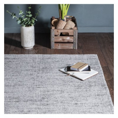 This luxurious handwoven, tonal rug features a short loop pile with a plain edge and non-slip backing.  Dimensions 1600x2300mm