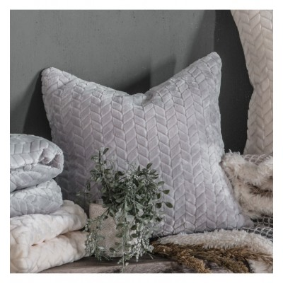 It's super soft and wonderfully cosy, so you'll love getting cosy after a long, hard day. Dimensions 450x450mm
