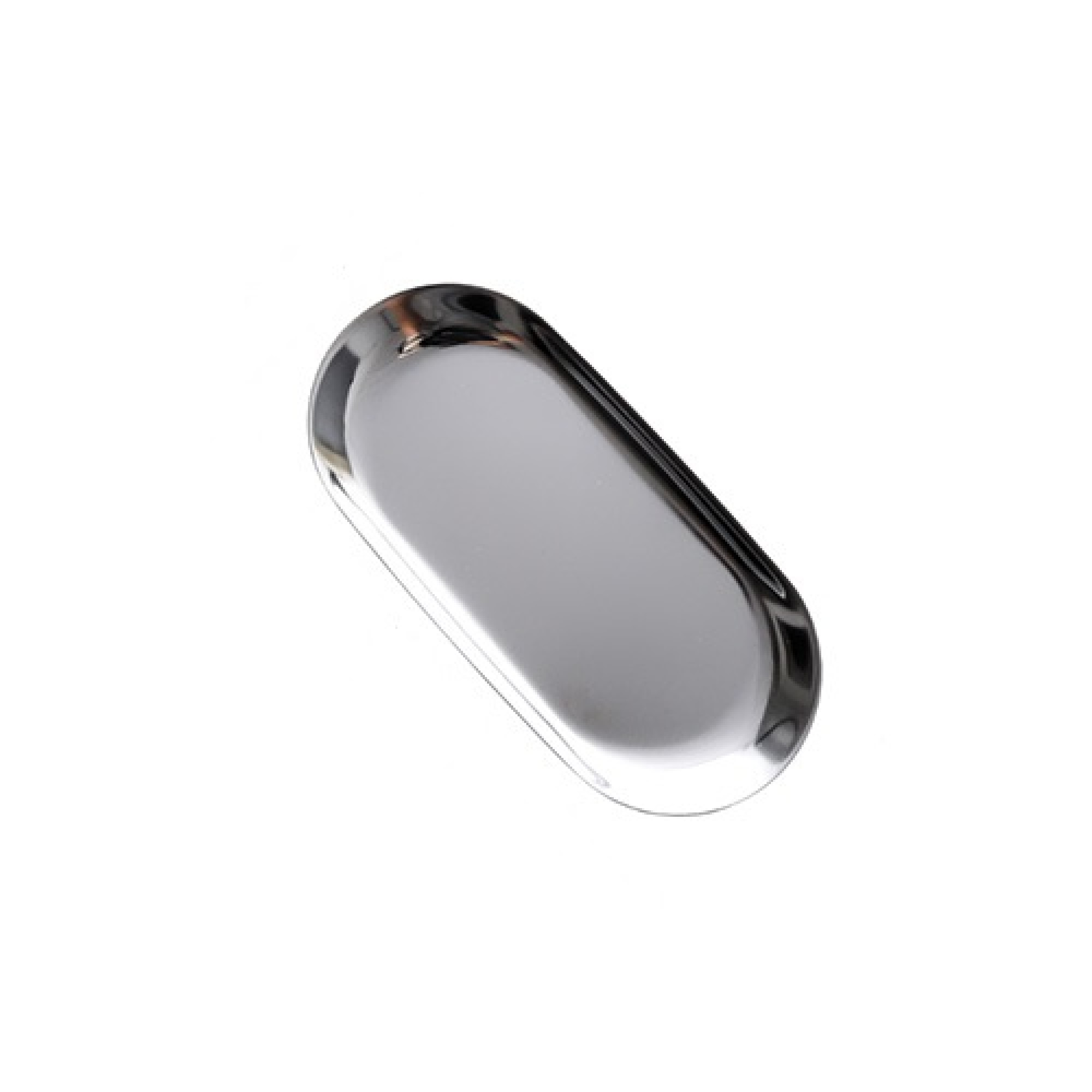 Silver Stainless steel tray, M - Alder
