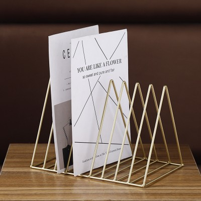Book stand, nordic style, Gold - Nest