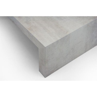 First Coffee table, Grey Concrete