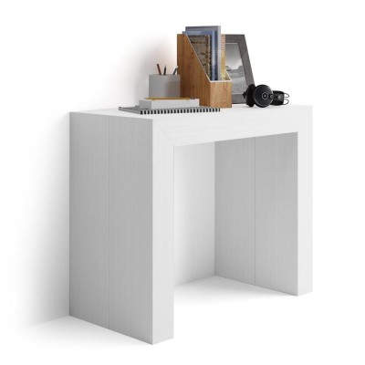 Extendable console table from 45 cm to 305 cm.