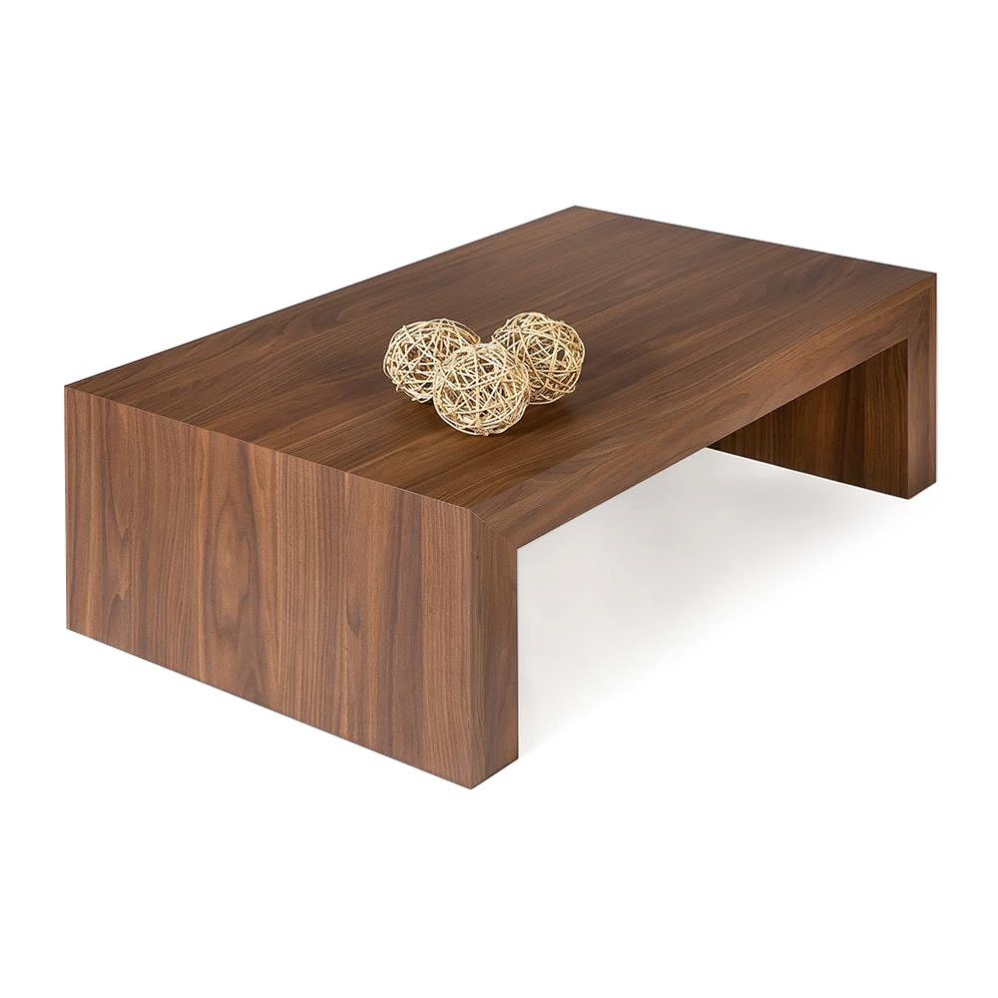 First Coffee table, Canaletto Walnut