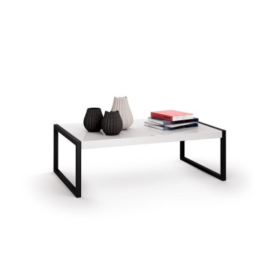 Luxury is a modern coffee table, perfect for decorating the house in an industrial style.