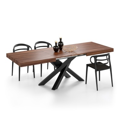 Extendable table from 160 cm to 240 cm