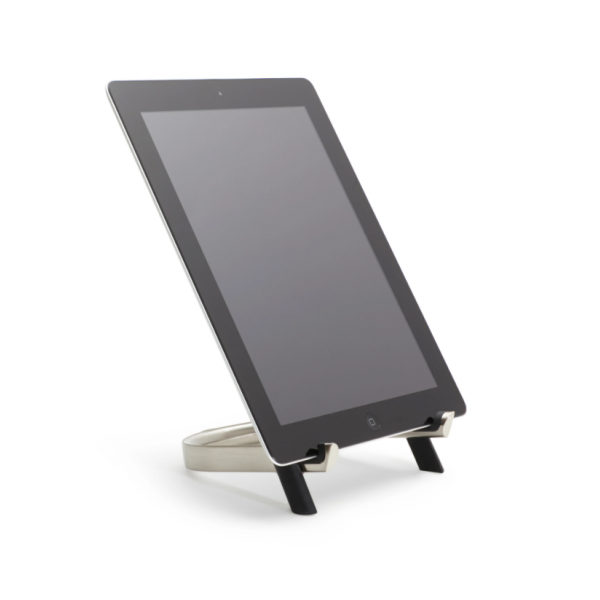 Tablet holder, silicone and nickel - UDOCK